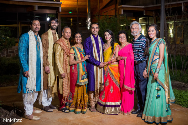Sangeet in Dallas, TX Indian Wedding by MnMfoto Wedding Photography