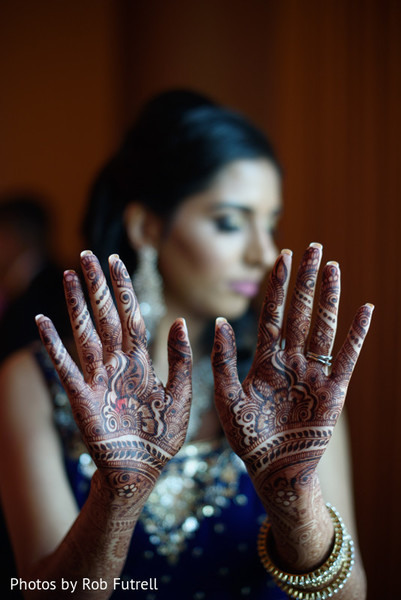 Mehndi in Philadelphia, PA Indian Wedding by Photos by Rob Futrell