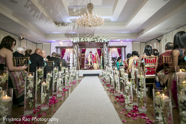 indian wedding ceremony,fusion,fusion wedding ceremony,indian fusion wedding ceremony,ceremony decor,floral and decor,aisle,aisle decor
