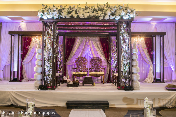 indian wedding ceremony,ceremony,mandap,ceremony mandap,ceremony decor,floral and decor