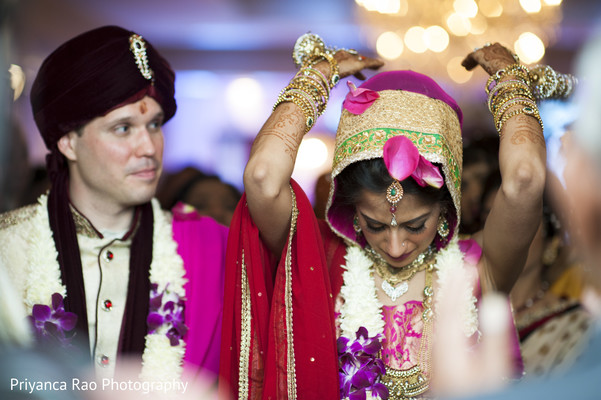 indian wedding ceremony,fusion,fusion wedding ceremony,indian fusion wedding ceremony,ceremony