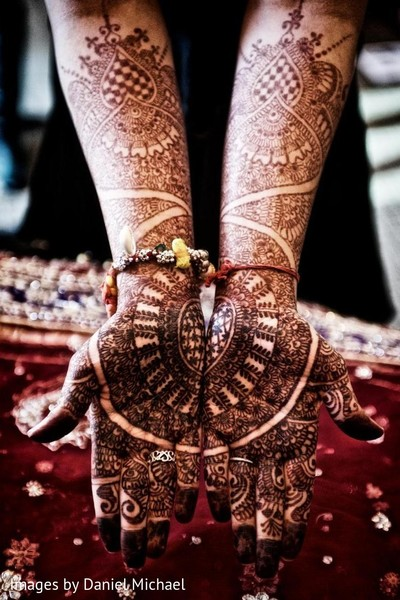 Mehndi in Indianapolis, IN Indian Wedding by Images by Daniel Michael