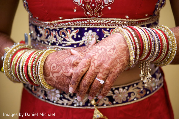 Mehndi & Bangles in Indianapolis, IN Indian Wedding by Images by Daniel Michael