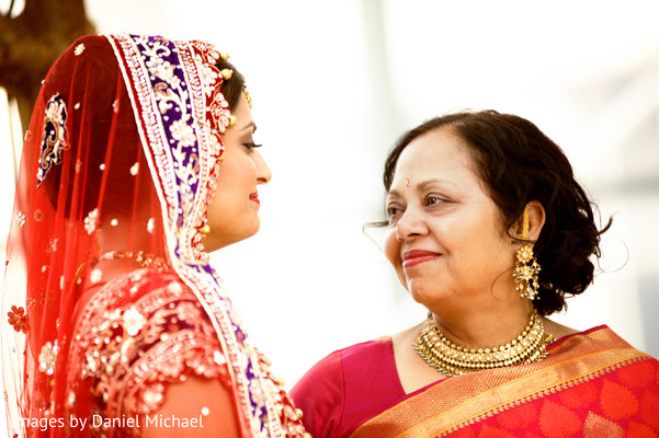 Getting Ready in Indianapolis, IN Indian Wedding by Images by Daniel Michael