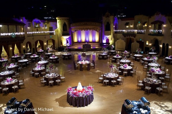 Floral & Decor in Indianapolis, IN Indian Wedding by Images by Daniel Michael
