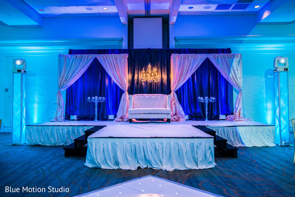 Reception in Hilton Head Island, SC Indian Wedding by Afterglow Creative