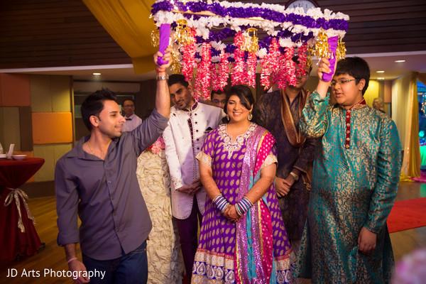 Mehndi Bride Entrance Ideas Dailymotion : Sangeet in kuala lumpur malaysia indian wedding by jd