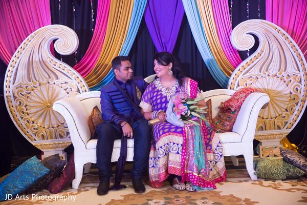sangeet,pre-wedding fashion,sweetheart stage,sangeet decor