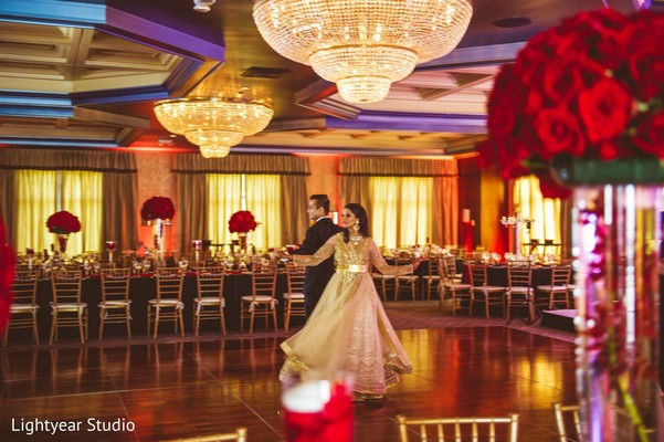 Reception In Somerset Nj Indian Wedding By Lightyear