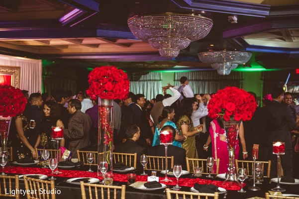 indian wedding reception,reception,reception decor,sweetheart stage,floral and decor,floral arrangements