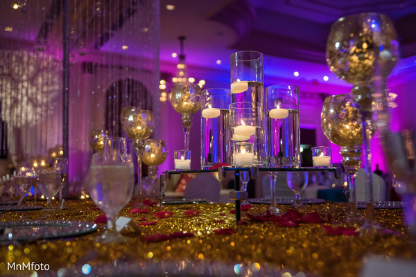 Floral & Decor in Houston, TX Indian Wedding by MnMfoto