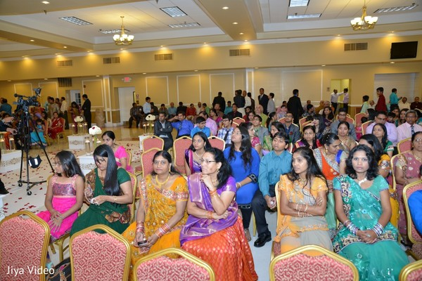 Ceremony in Nashville, TN Indian Wedding by Jiya Video