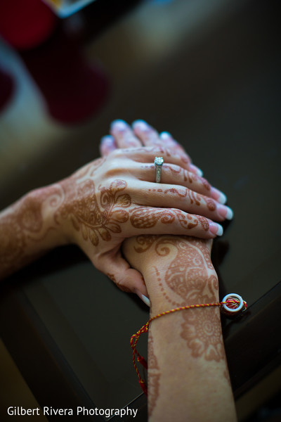 Mehndi in Glendale, CA Indian Fusion Wedding by Gilbert Rivera Photography