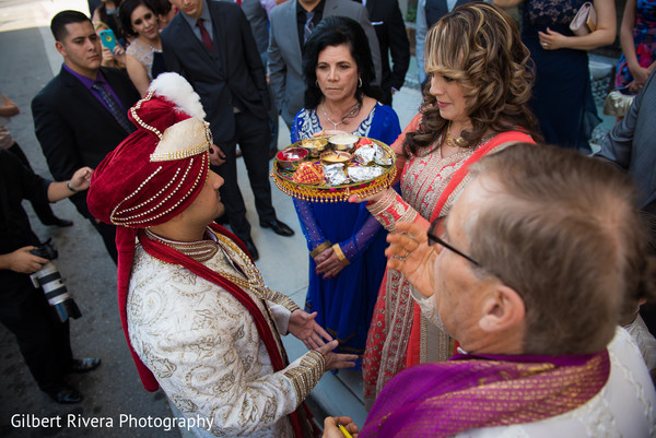 Milni in Glendale, CA Indian Fusion Wedding by Gilbert Rivera Photography
