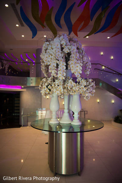 Floral & Decor in Glendale, CA Indian Fusion Wedding by Gilbert Rivera Photography