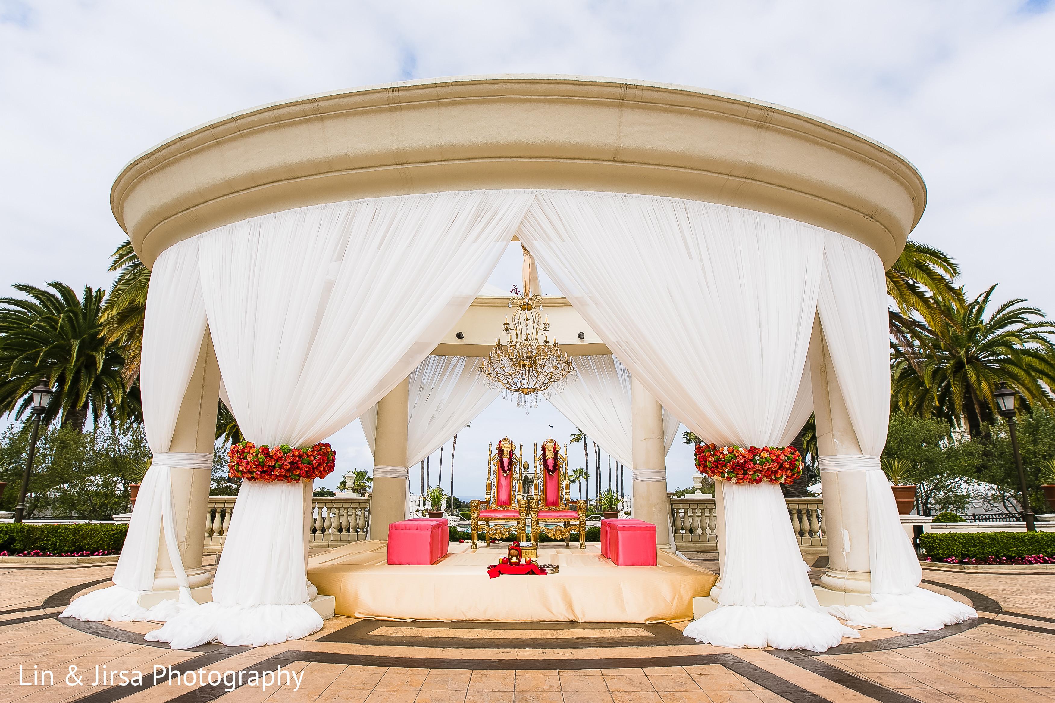 Dana Point Ca Indian Wedding By Lin Jirsa Photography
