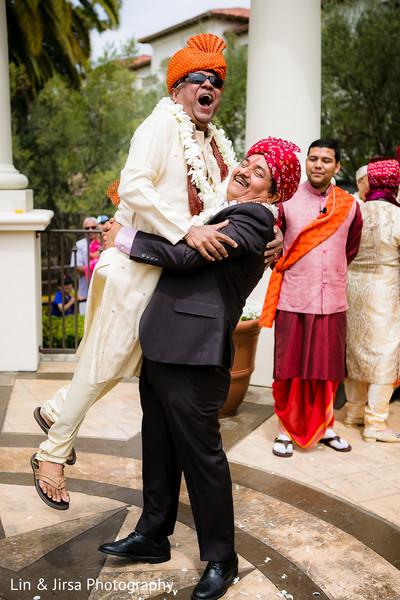 Vidaai in Dana Point, CA Indian Wedding by Lin & Jirsa Photography