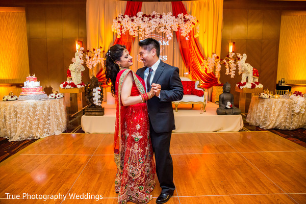 reception,indian wedding reception,reception fashion,first dance