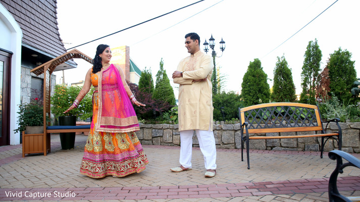indian sangeet,indian pre-wedding fashion,indian wedding lengha,indian groom sherwani