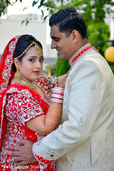 indian wedding first look,indian wedding first look portraits,indian wedding portraits,outdoor indian wedding,outdoor indian wedding portraits,indian bridal fashions,indian wedding lengha,indian groom fashion,indian groom sherwani