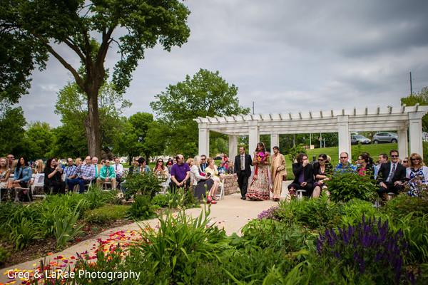 Fusionoutdoorceremonyoutdoor Ceremonyindian Fusion Wedding Ceremony Venue