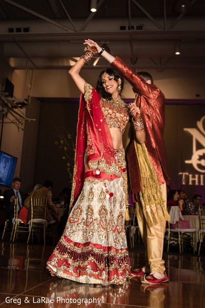 indian fusion reception,reception,reception fashion,lengha,sherwani,first dance