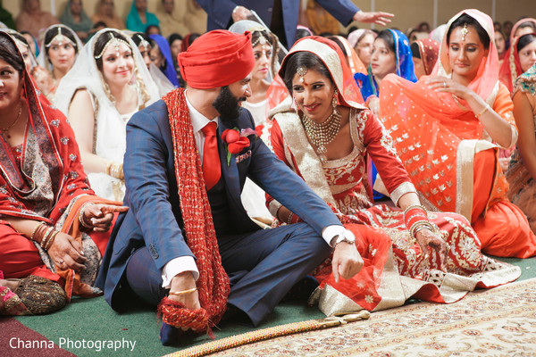 Sikh Wedding in Toronto, Canada Sikh Indian Wedding by Channa Photography