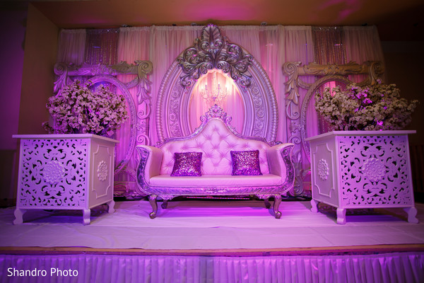 reception,reception decor,sweetheart stage,floral and decor