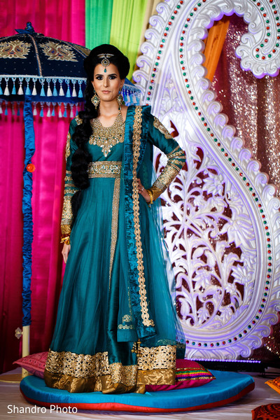 sangeet,pre-wedding fashion,anarkali,pre-wedding portraits,open-shirt lengha