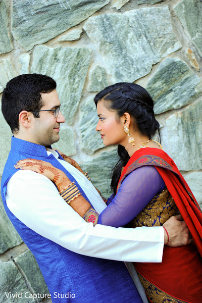 Pre-Wedding Portraits in Long Island, NY Indian Wedding by Vivid Capture Studio