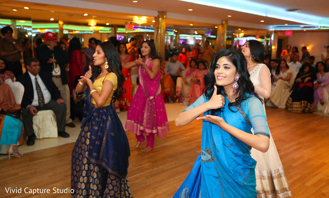 sangeet,pre-wedding celebrations,performers