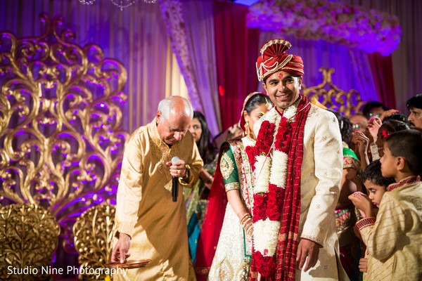 Indian Ceremony in Princeton, NJ Indian Wedding by Studio Nine Photography