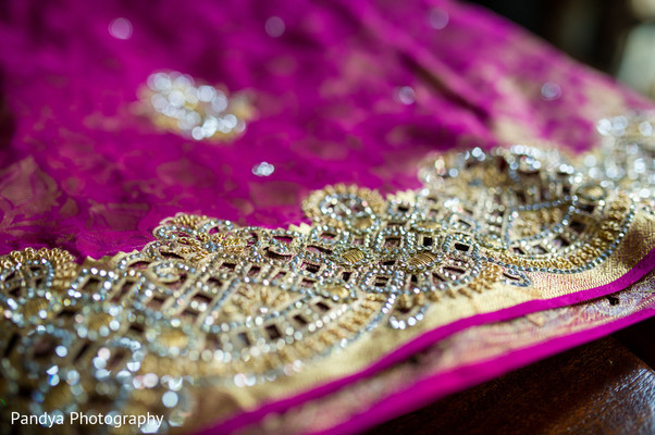 Fashion Details in Rockleigh, NJ Indian Wedding by Pandya Photography