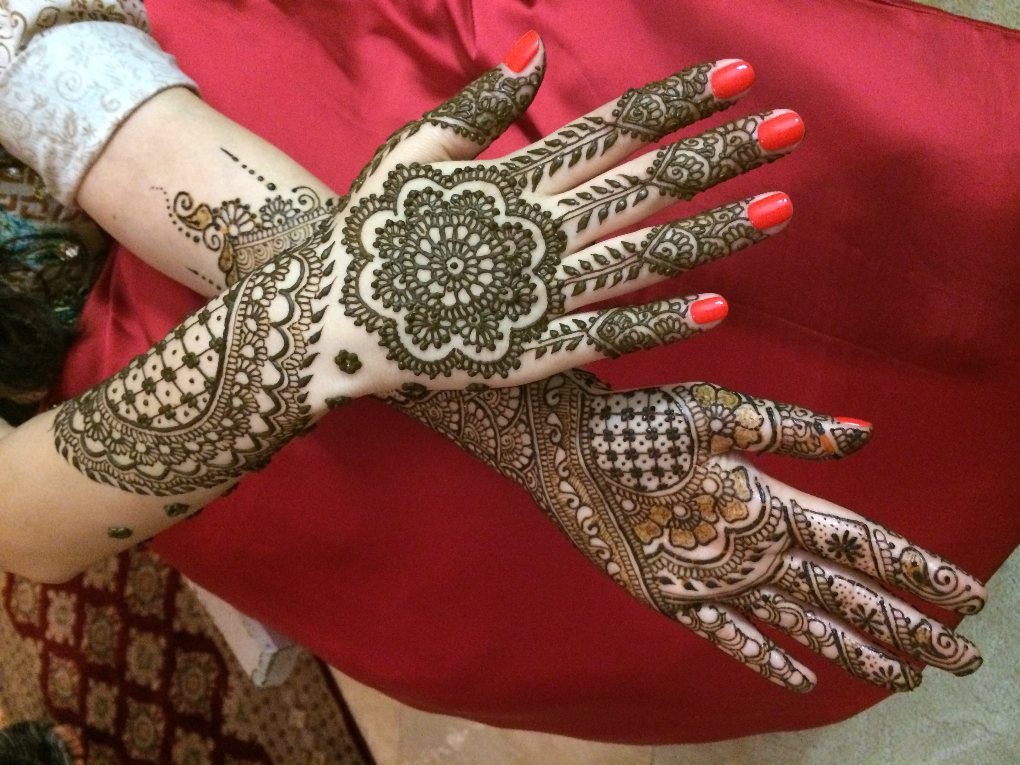 Mehndi Maharani 2015 Finalist: Henna By Afshan
