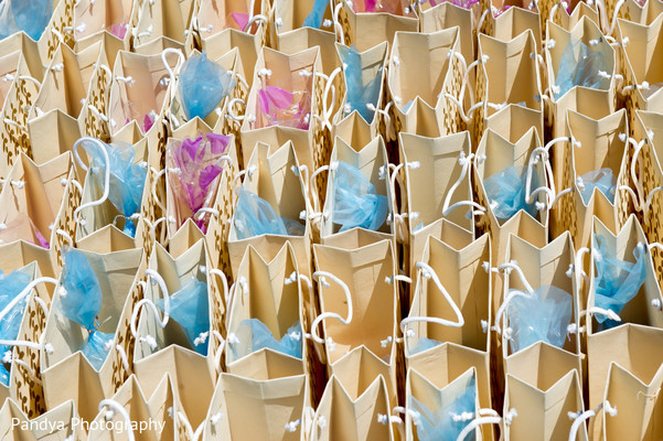 Wedding Favors in Rockleigh, NJ Indian Wedding by Pandya Photography