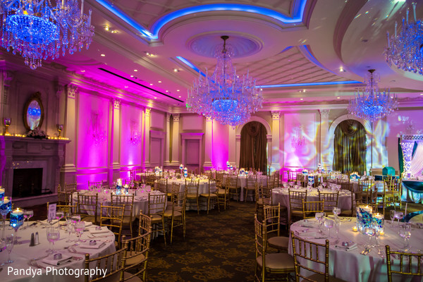 Floral & Decor in Rockleigh, NJ Indian Wedding by Pandya Photography