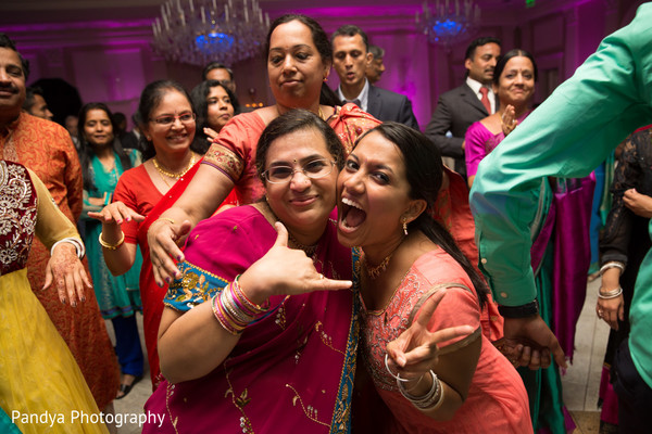Reception in Rockleigh, NJ Indian Wedding by Pandya Photography