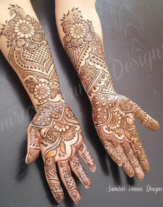 Mehndi Maharani 2015 Finalist Samira S Henna Designs Post 6459