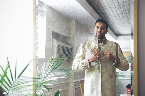 indian bride getting ready,indian groom fashion