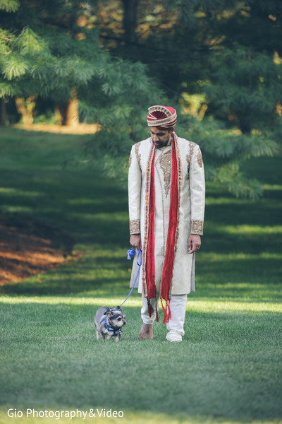indian wedding first look,indian wedding first look portraits,indian wedding portraits,outdoor indian wedding portraits,indian groom fashion,indian groom sherwani
