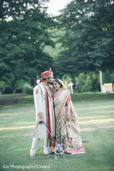 indian wedding first look,indian wedding first look portraits,indian wedding portraits,outdoor indian wedding portraits,indian bridal fashions,indian sari,indian groom fashion,indian groom sherwani