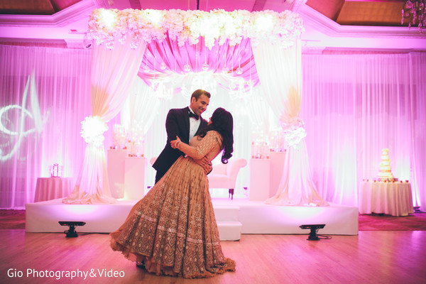 indian wedding reception,reception,first dance,reception fashion,anarkali,tuxedo