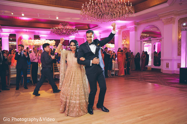 indian wedding reception,indian bride and groom first dance,indian fusion wedding reception,indian weddings