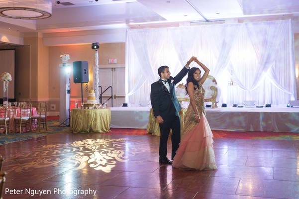 reception,indian wedding reception,reception fashion,gown,tuxedo,first dance