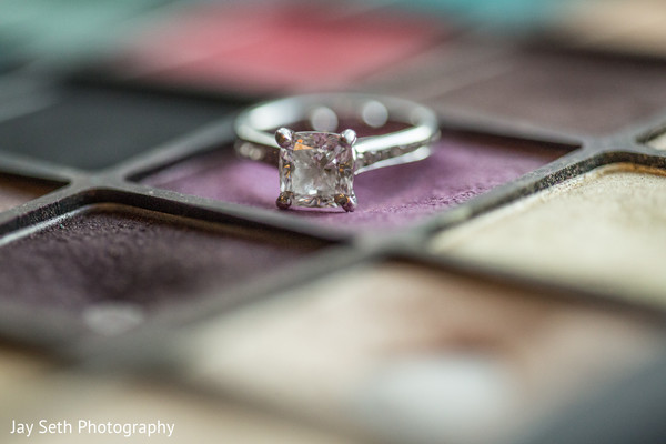 Bridal Jewelry in Jersey City, NJ Indian Wedding by Jay Seth Photography