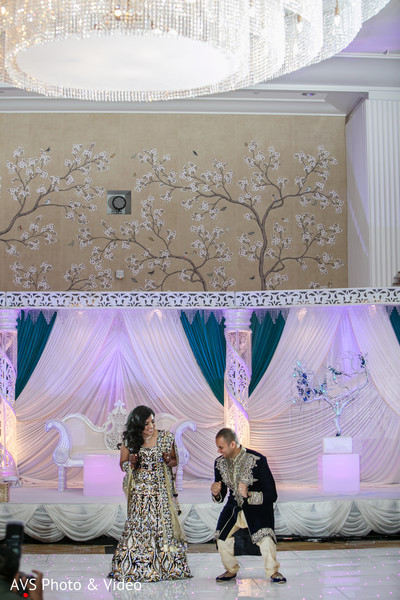 Reception in National Harbor, MD Indian Wedding by AVS Photo & Video