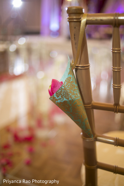 Decor in Parsippany, NJ Indian Fusion Wedding by Priyanca Rao Photography