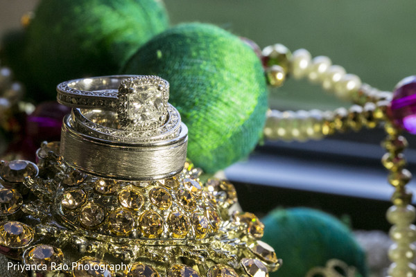 Getting Ready in Parsippany, NJ Indian Fusion Wedding by Priyanca Rao Photography