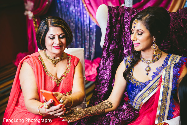 Mehndi Night in Atlanta, GA Indian Wedding by FengLong Photography