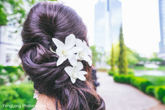 Reception Hairstyle